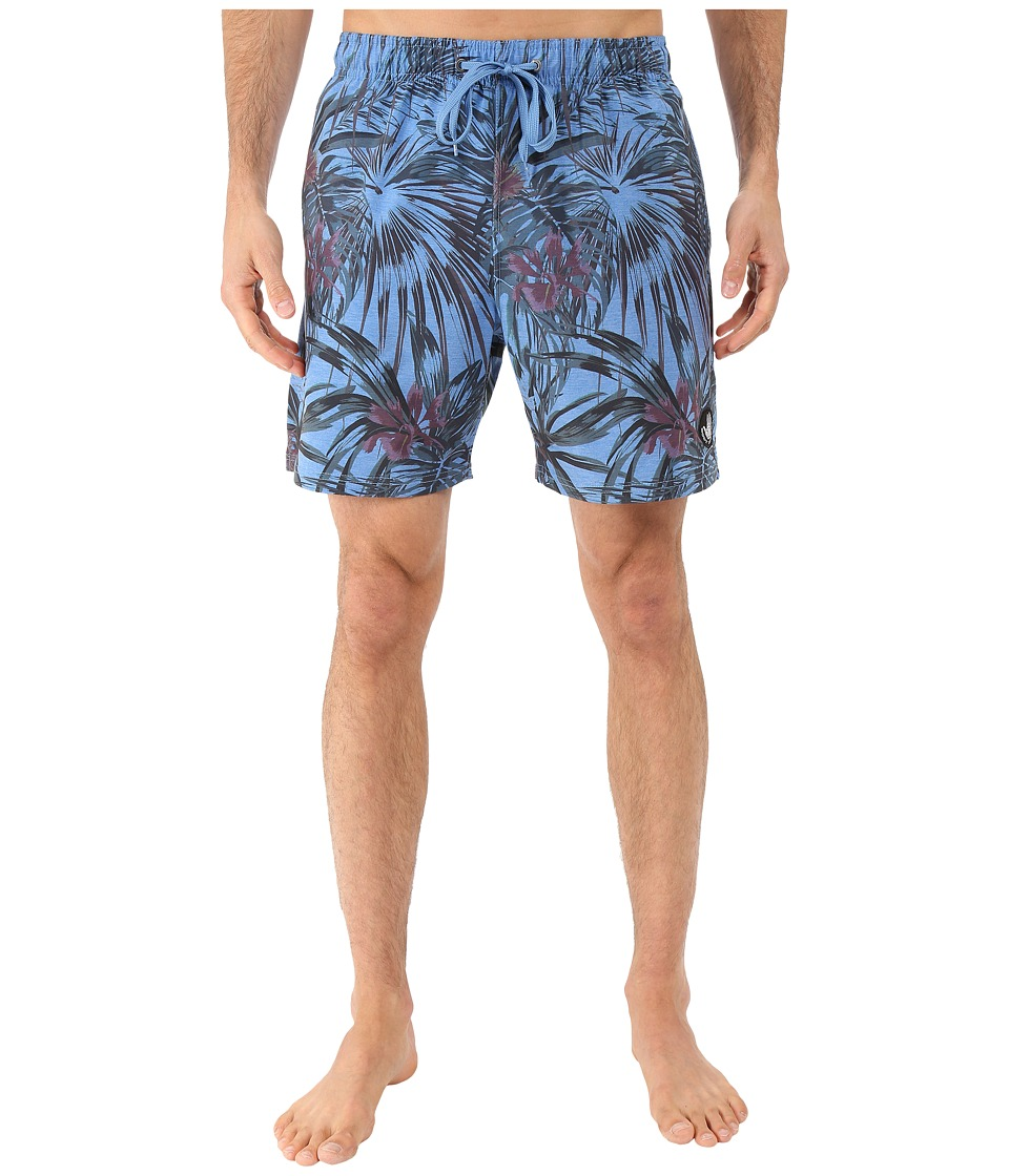 Body Glove - Gracias Volleys (Royal Heather) Men's Swimwear