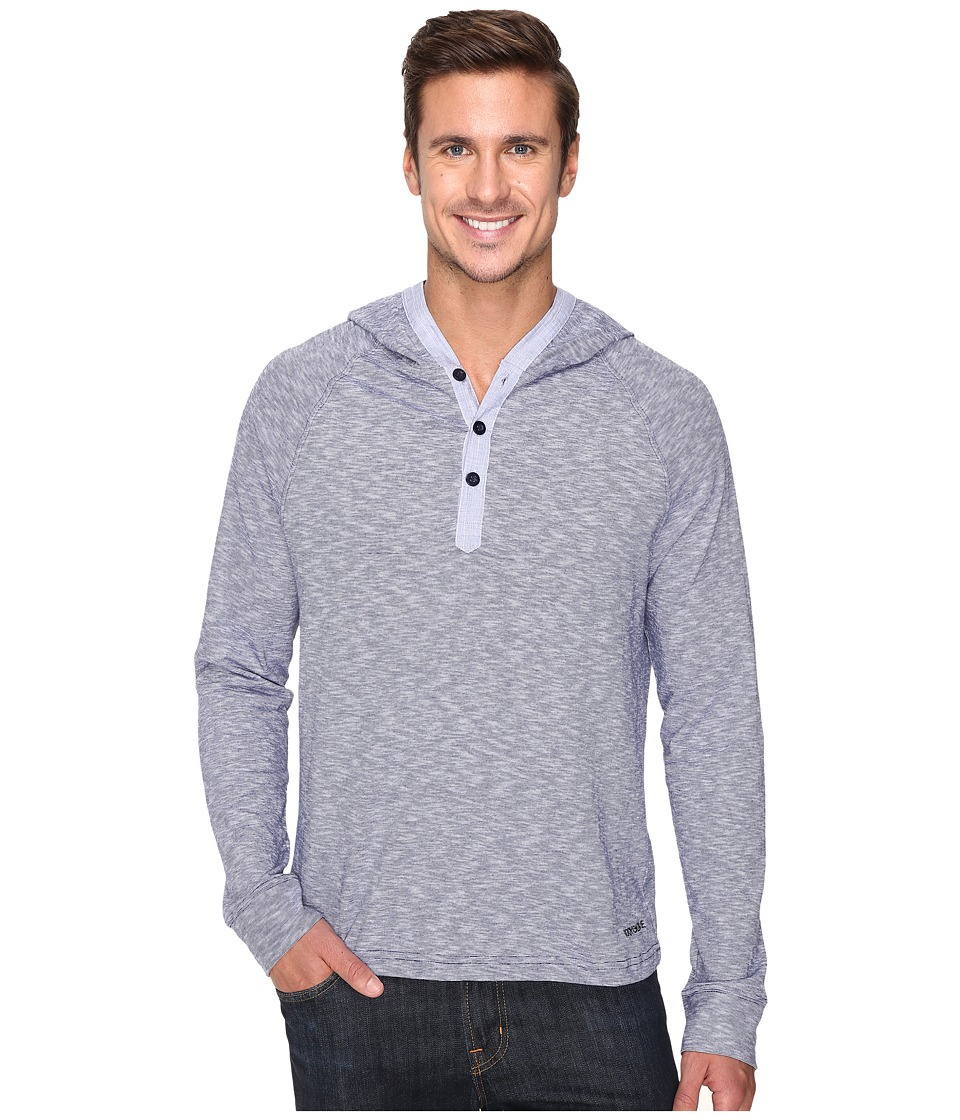 Body Glove - Zacky Hoodie (Indigo) Men's Sweatshirt