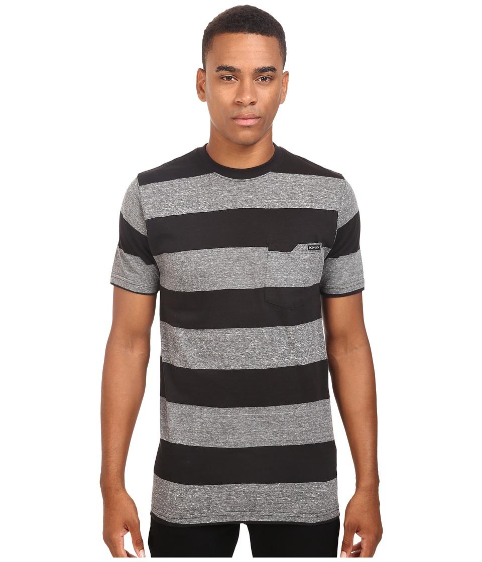 Body Glove - Tremblin T-Shirt (Black Snow Heather) Men's T Shirt