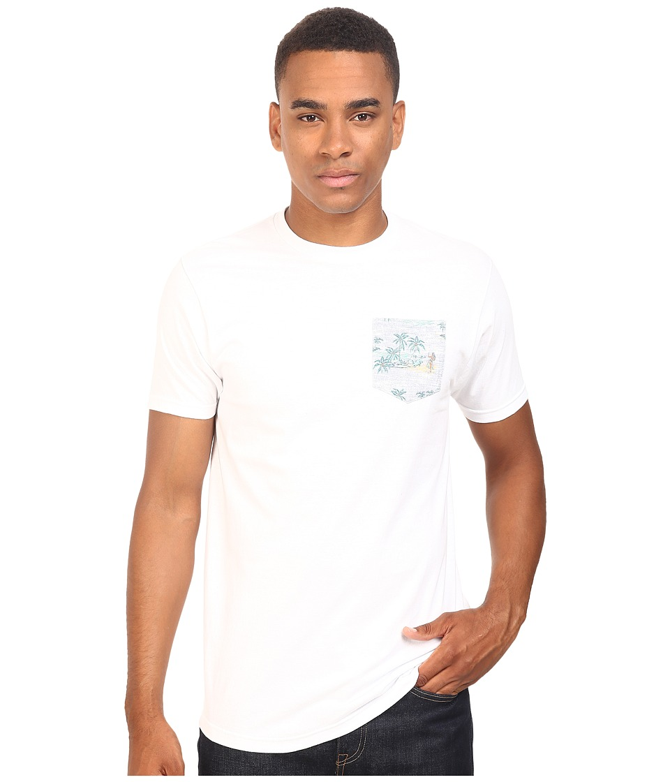 Body Glove - 47151-Good Times Tee (White) Men's T Shirt
