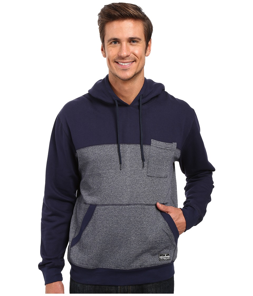 Body Glove - Gabby Hoodie (Indigo) Men's Sweatshirt