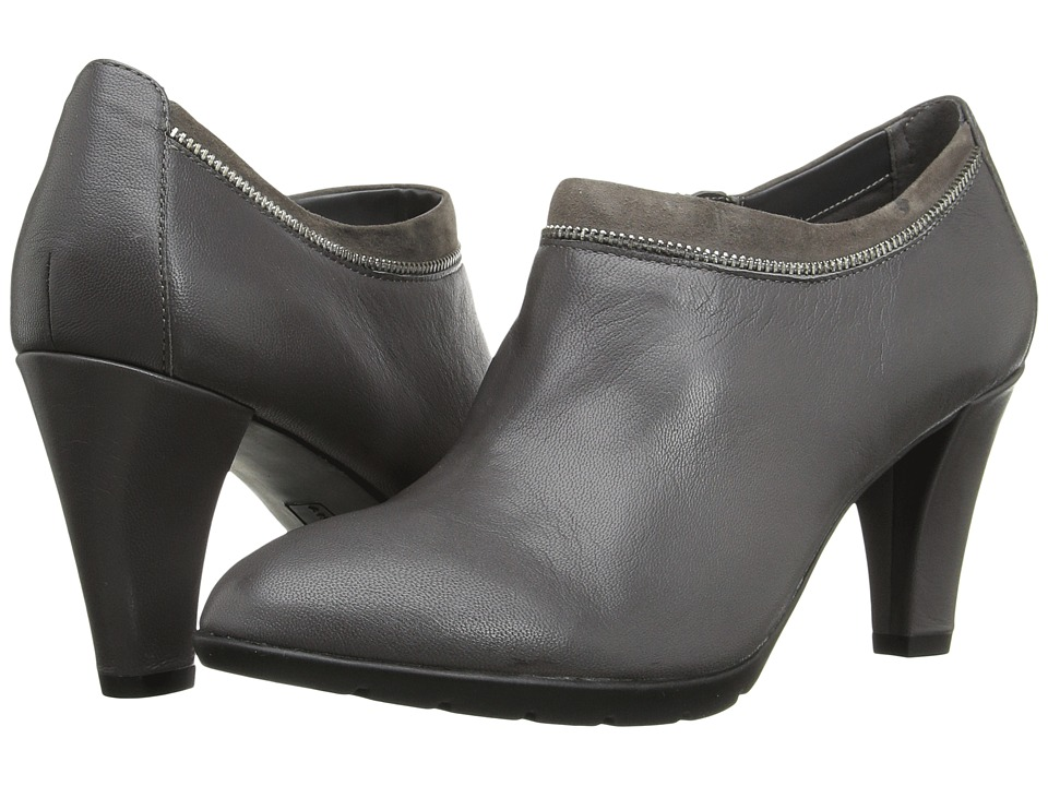 Anne Klein - Dalayne (Dark Grey/Dark Grey Leather) Women's Shoes