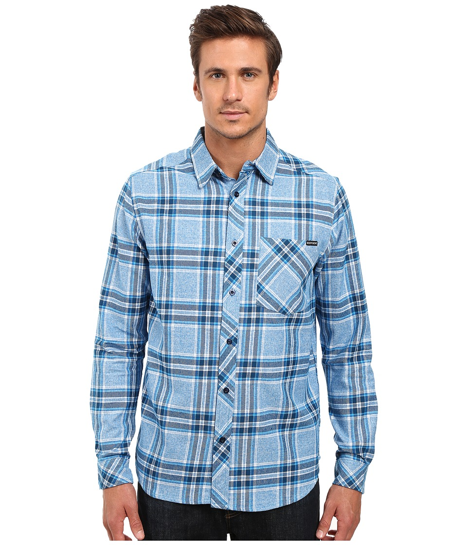 Body Glove - Marley Shirt (Indigo) Men's Clothing