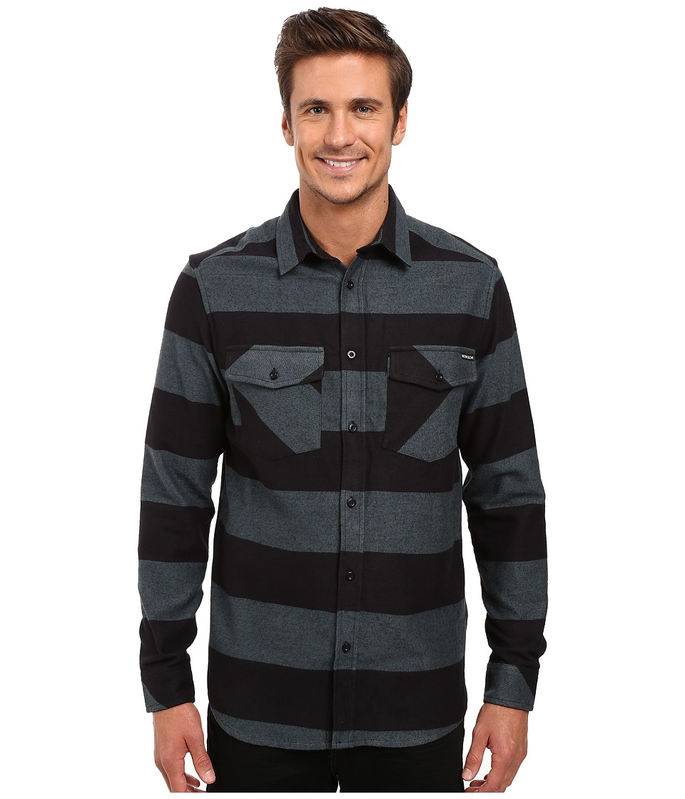 Body Glove - The Yard Shirt (Charcoal) Men's Clothing