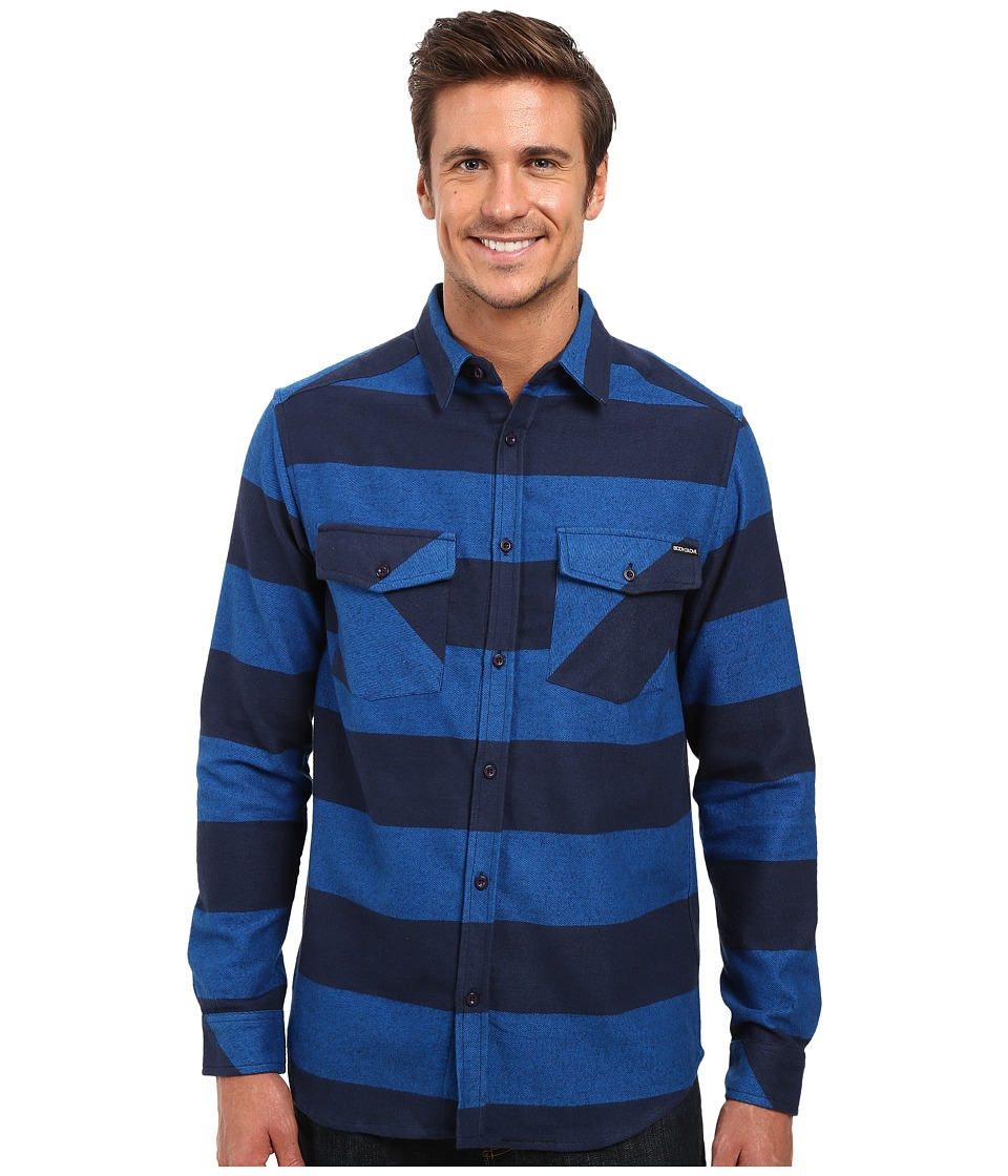 Body Glove - The Yard Shirt (Indigo) Men's Clothing