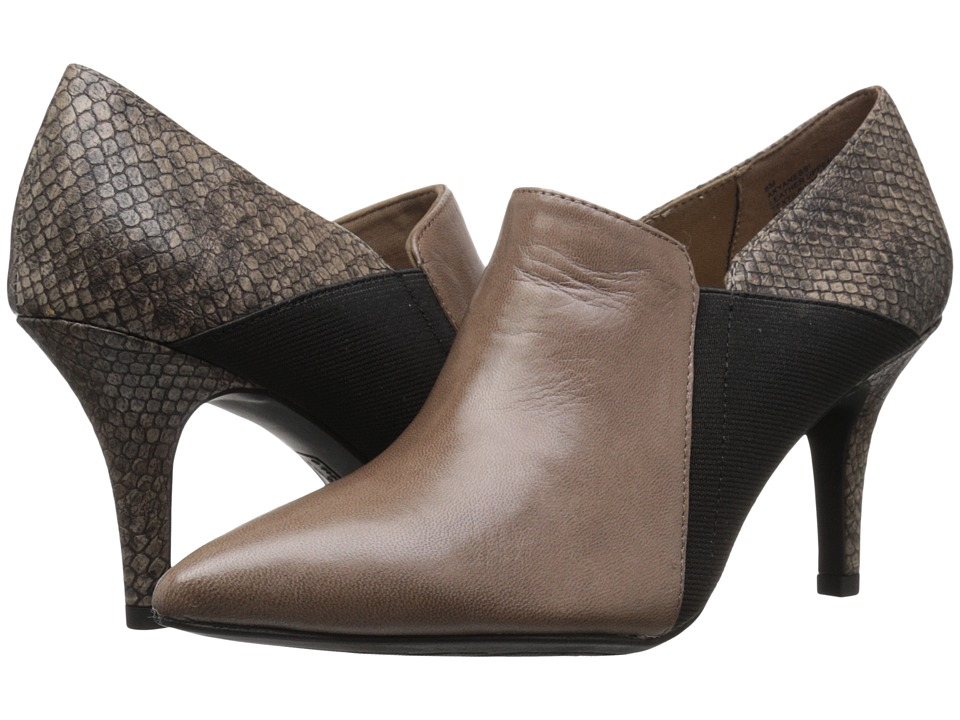 Anne Klein - Yanessi (Dark Taupe Multi Leather) Women's Shoes