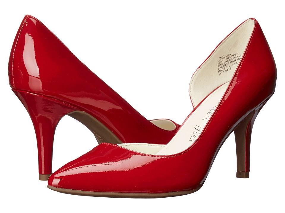 Anne Klein - Yolden (Red Patent) High Heels