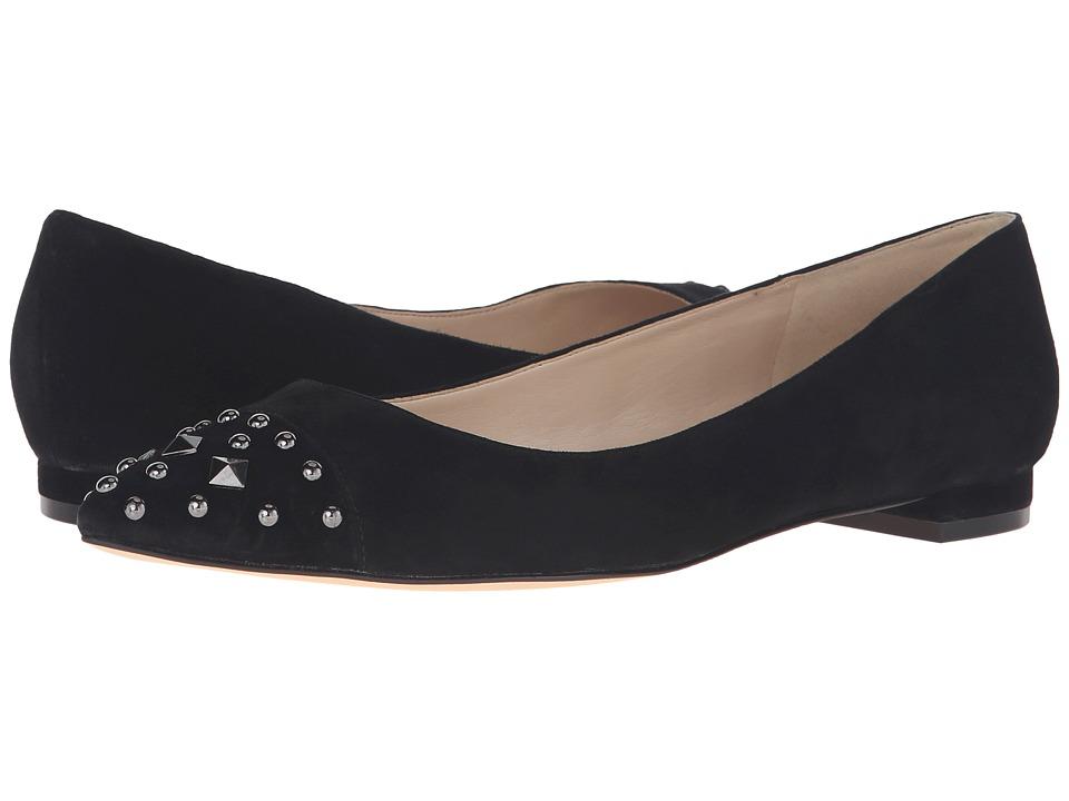 Nine West - Adelphine (Black Suede) Women's Shoes