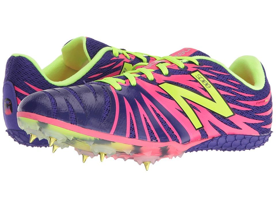 New Balance - SD100v1 Sprint Spike (Purple/Pink) Women's Running Shoes