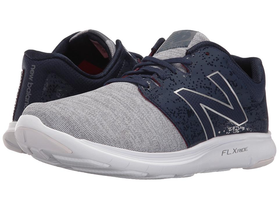 New Balance - M530v2 (Silver Mink/Pigment/Crimson/Gunmetal) Men's Running Shoes