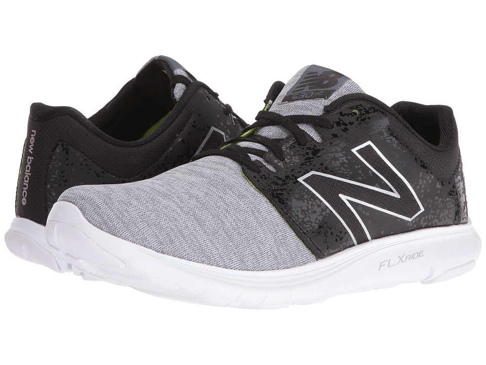 New Balance - M530v2 (Silver Mink/Black/Firefly/Gunmetal) Men's Running Shoes