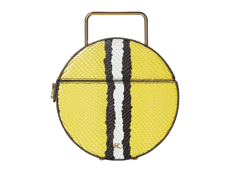 Rachel Comey - Rider (Canary Croc) Handbags