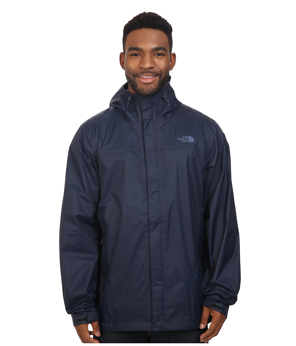 The North Face - Venture Jacket Tall (Urban Navy/Urban Navy) Men's Coat