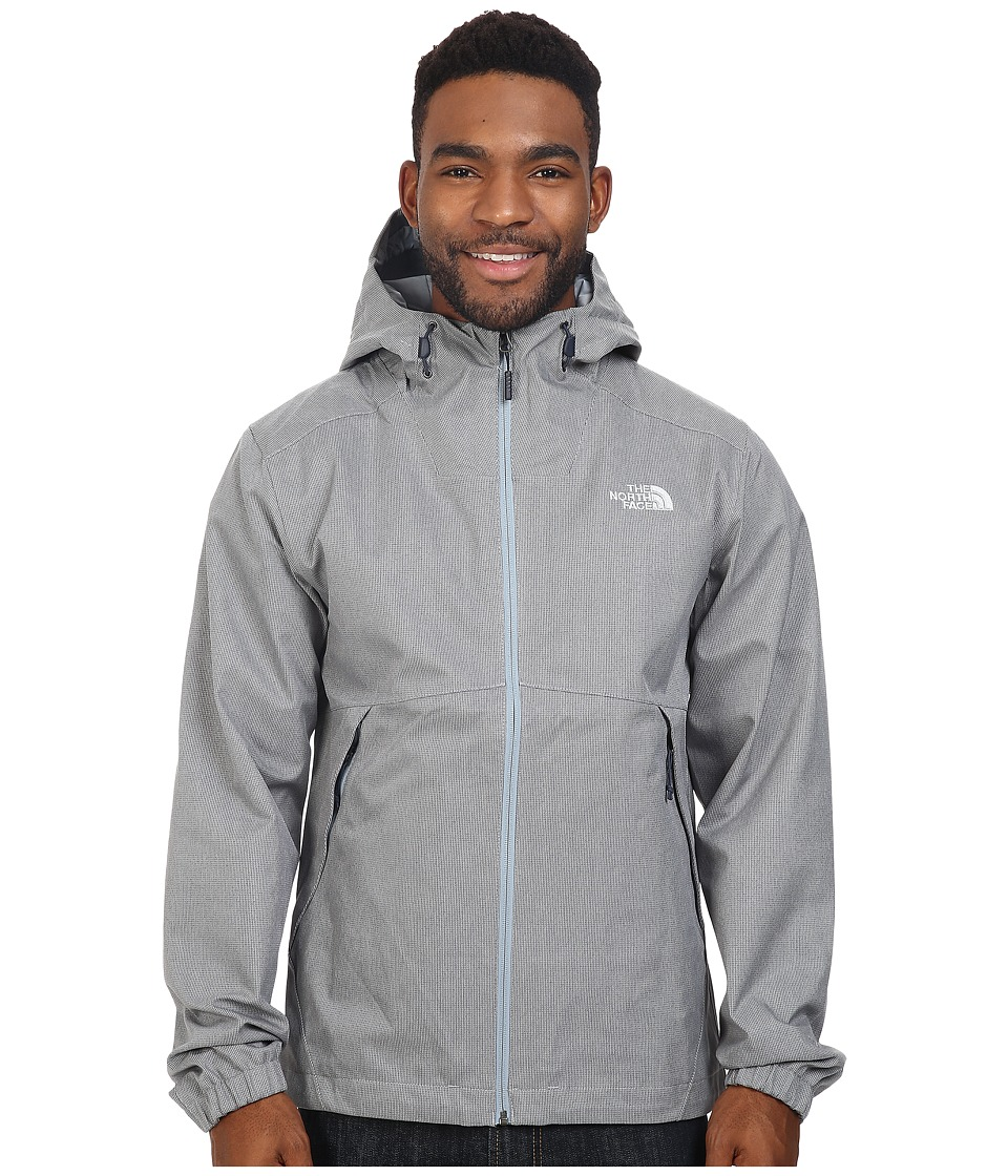The North Face - Millerton Jacket (Worn Blue Texture) Men's Coat