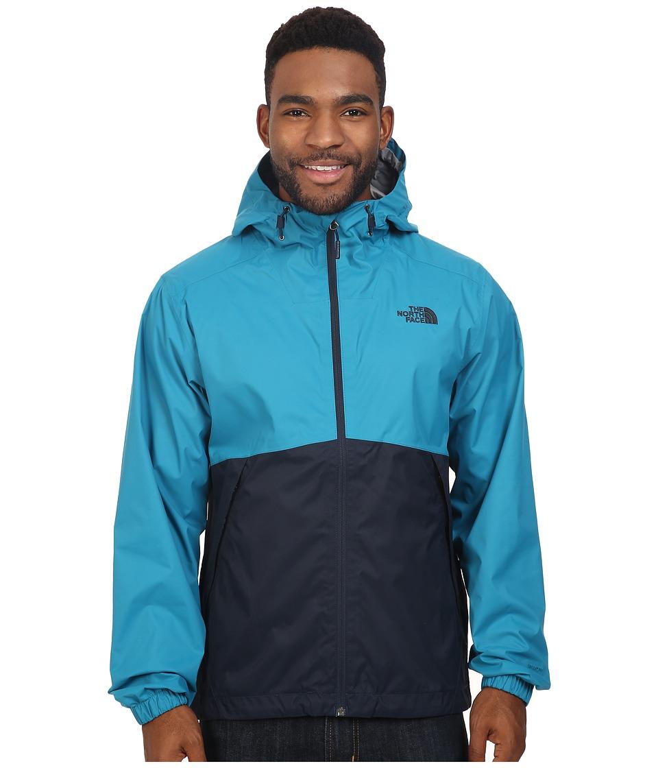The North Face - Millerton Jacket (Ocean Depths Blue/Urban Navy) Men's Coat