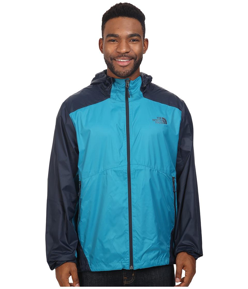 The North Face - Flyweight Hoodie (Ocean Depths Blue/Urban Navy (Prior Season)) Men's Sweatshirt