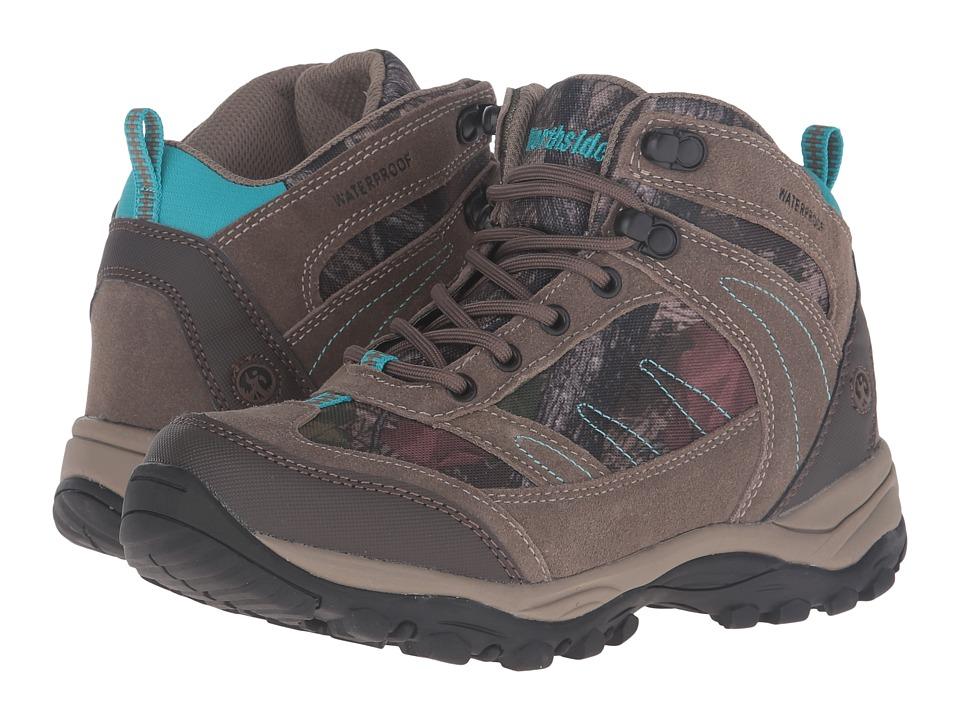 Northside - Terrace Mid Waterproof (Tan Camo) Women's Hiking Boots