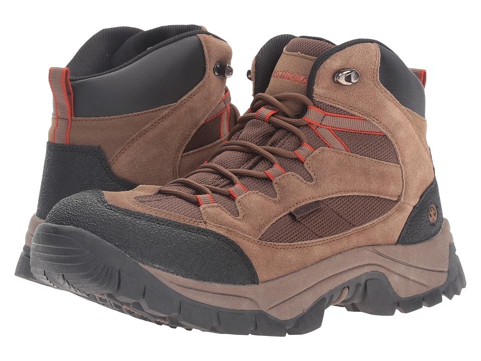 Northside - Montero Mid Waterproof (Medium Brown) Men's Hiking Boots