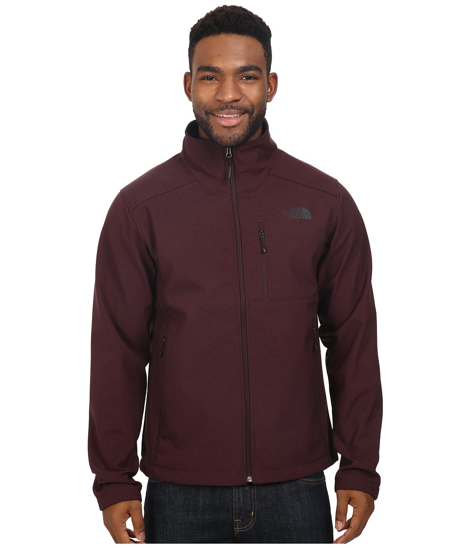 The North Face - Apex Bionic 2 Jacket (Root Brown Heather/Root Brown Heather) Men's Coat
