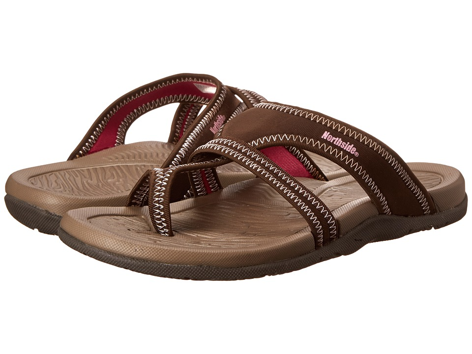 Northside - Madison (Chocolate) Women's Shoes