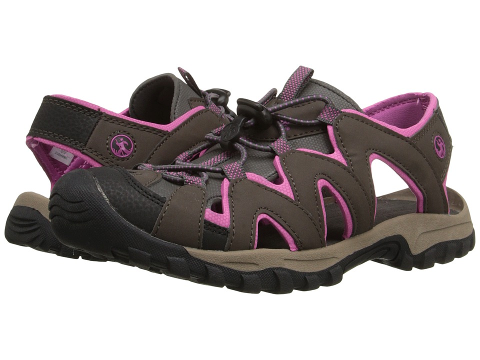 Northside - Corona (Brown/Berry) Women's Shoes