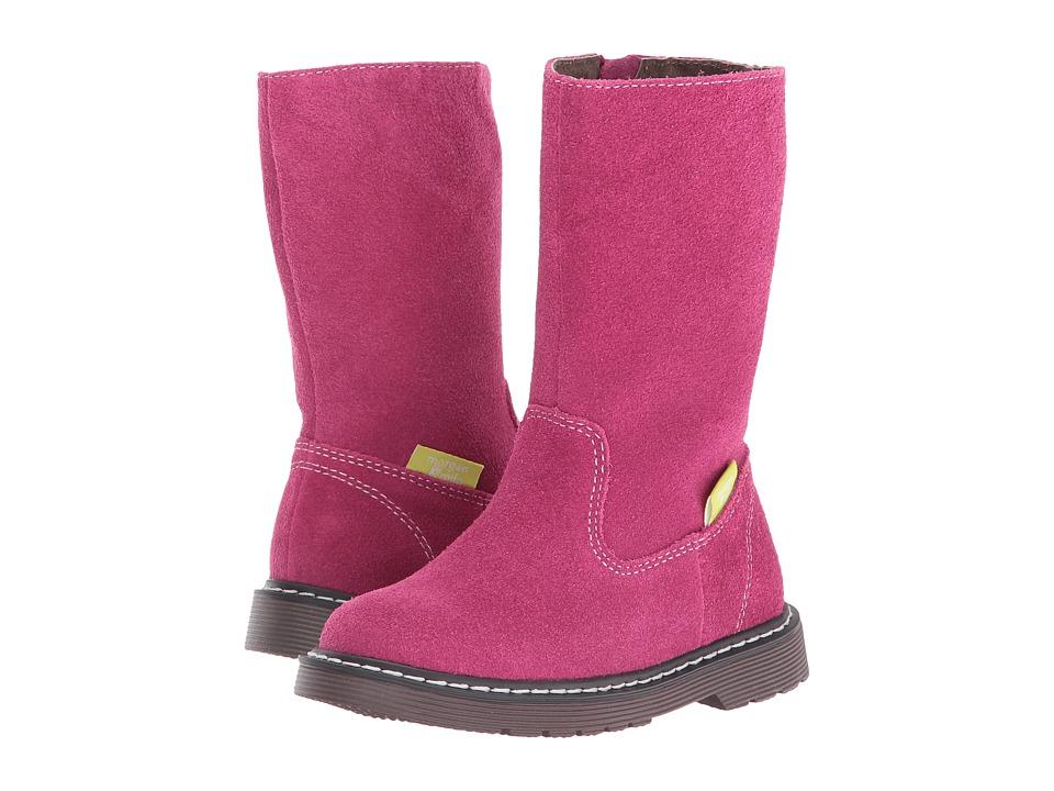 Morgan&Milo Kids - Judith Boot (Toddler/Little Kid) (Raspberry) Girls Shoes