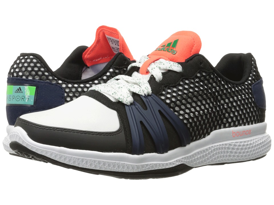 adidas - Stellasport Ively (White/Black/Solar Red) Women's Shoes