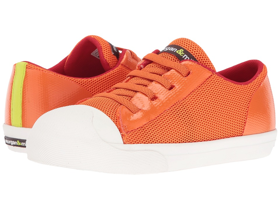 Morgan&Milo Kids - Evan (Toddler/Little Kid) (Tangerine) Boys Shoes