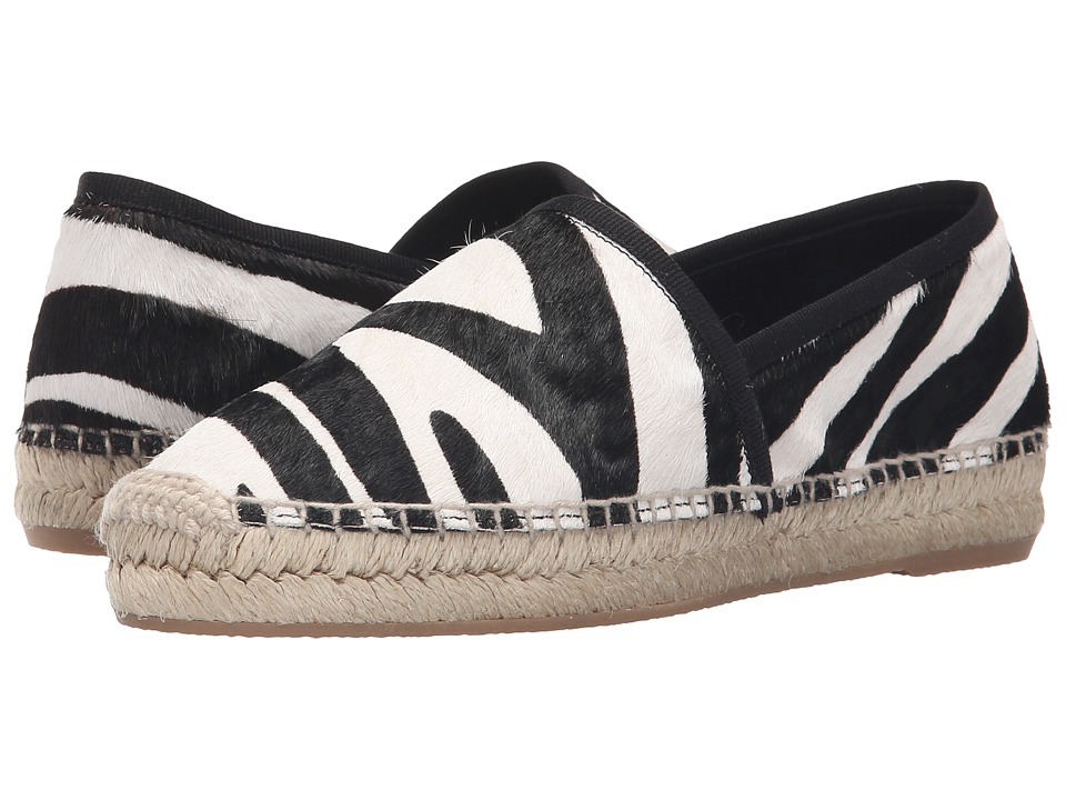 Marc Jacobs Sienna Flat Espadrille (Off-White Multi) Women