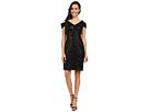 Calvin Klein Calvin Klein - Cold Shoulder Sequin Dress CD6B2V4K