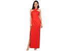 Calvin Klein Crisscross Front Gown CD6B1X5Q