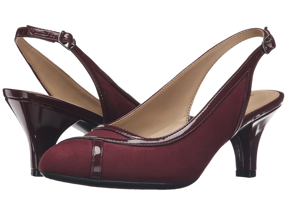 Naturalizer - Devon (Wine) Women's Shoes