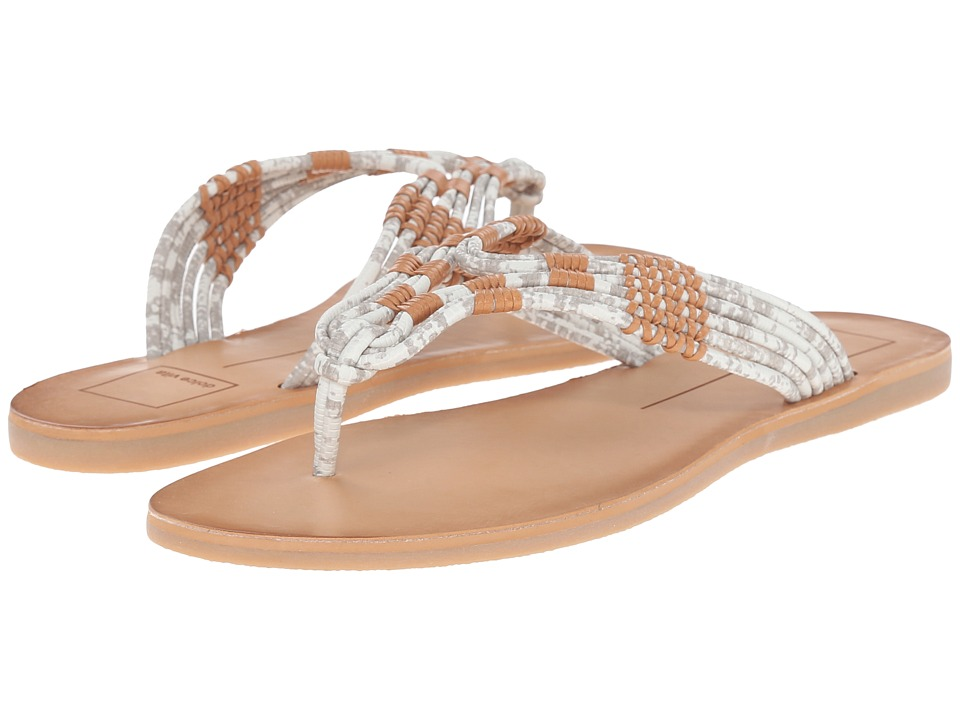 Dolce Vita - Jonell (White Multi Lizard Stella) Women