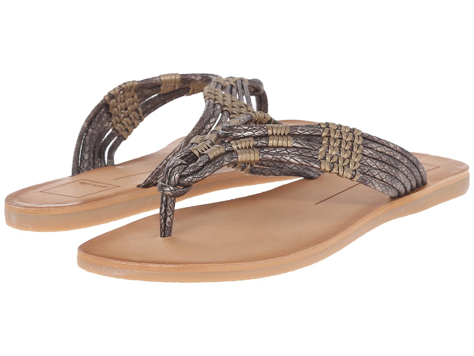 Dolce Vita - Jonell (Gold/Bronze Snake Stella) Women's Shoes