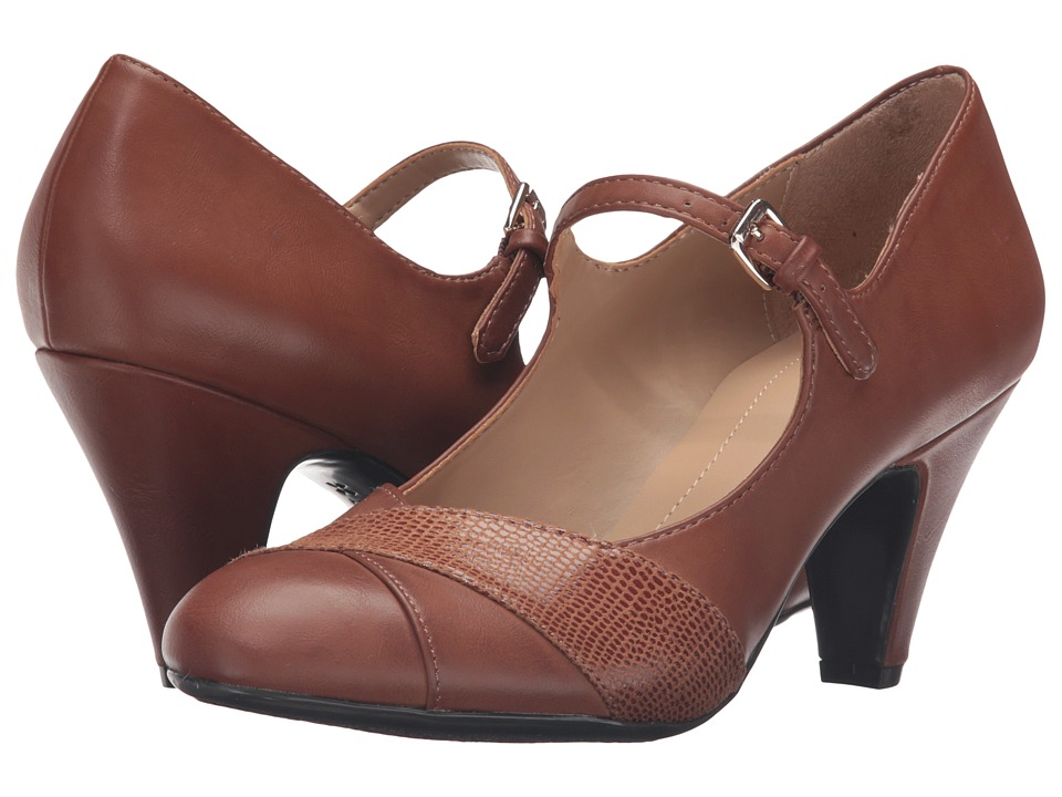 Naturalizer - Layton (Brown) Women's Shoes