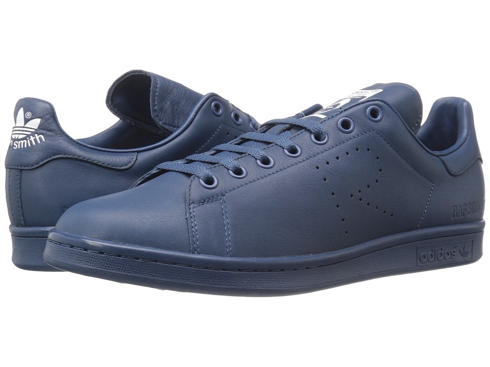 adidas by Raf Simons - Raf Simons Stan Smith (Night Marine/Night Marine/Night Marine 2) Athletic Shoes