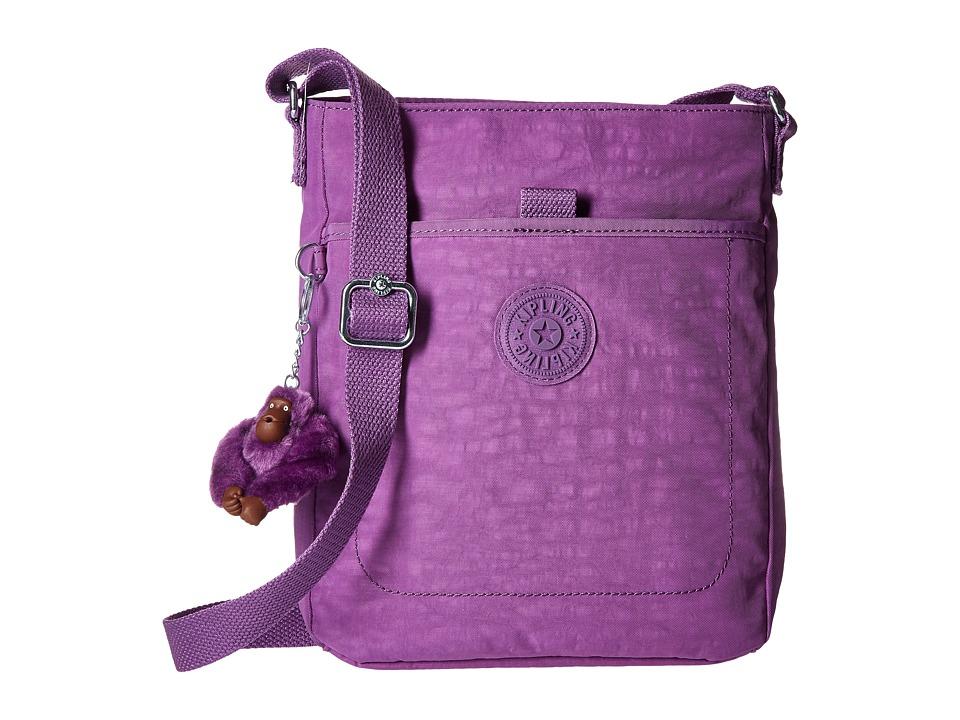 Kipling - Avari Crossbody (Violet Purple) Cross Body Handbags