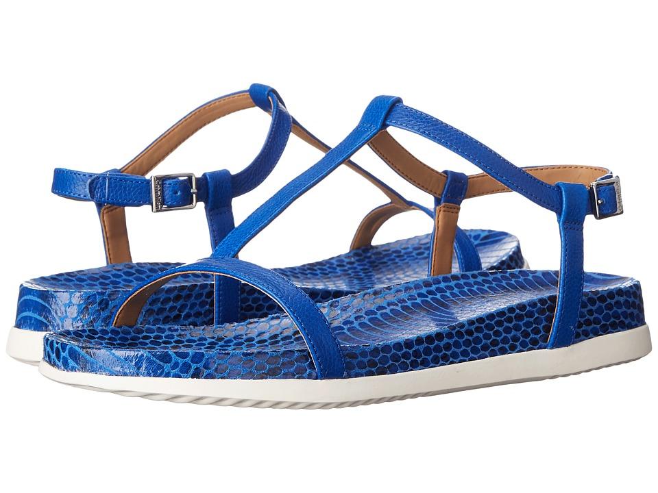 Calvin Klein - Doma (Fearless Blue Toscana Leather) Women