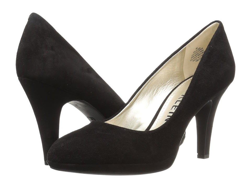 Anne Klein Lolana (Black Suede) Women