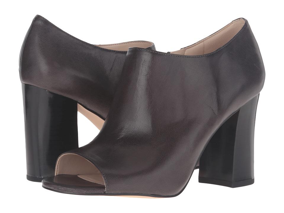 Nine West Brayah (Dark Grey Leather) Women