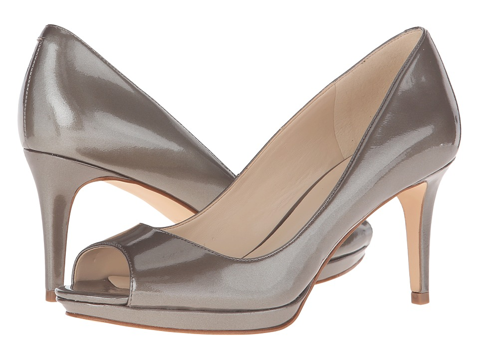 Nine West - Gelabelle (Taupe Patent) Women's Shoes
