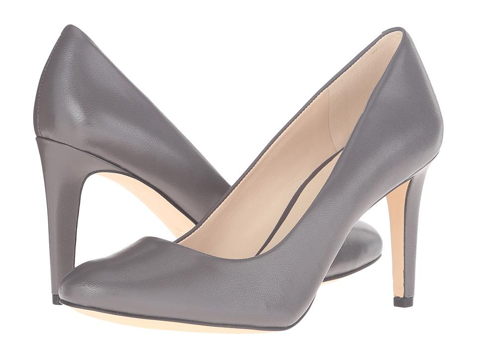 Nine West - Handjive (Dark Grey Leather) High Heels
