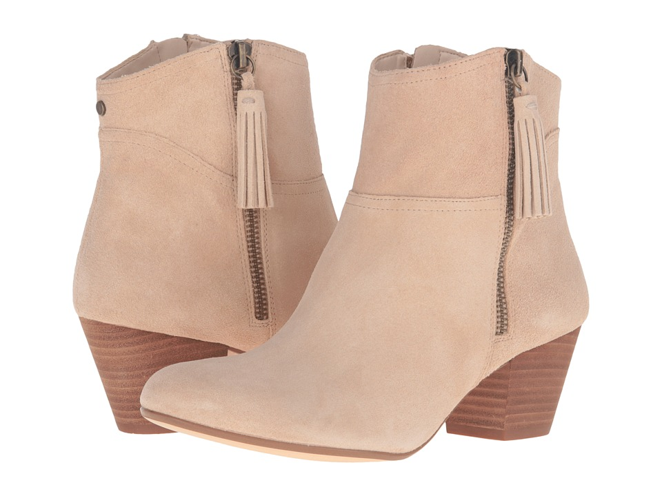 Nine West - Hannigan (Light Taupe/Light Taupe Suede) Women's Shoes