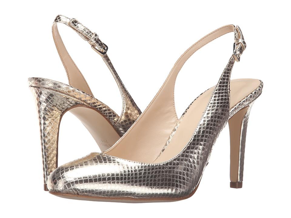 Nine West - Holiday (Light Gold Metallic 1) Women's Shoes