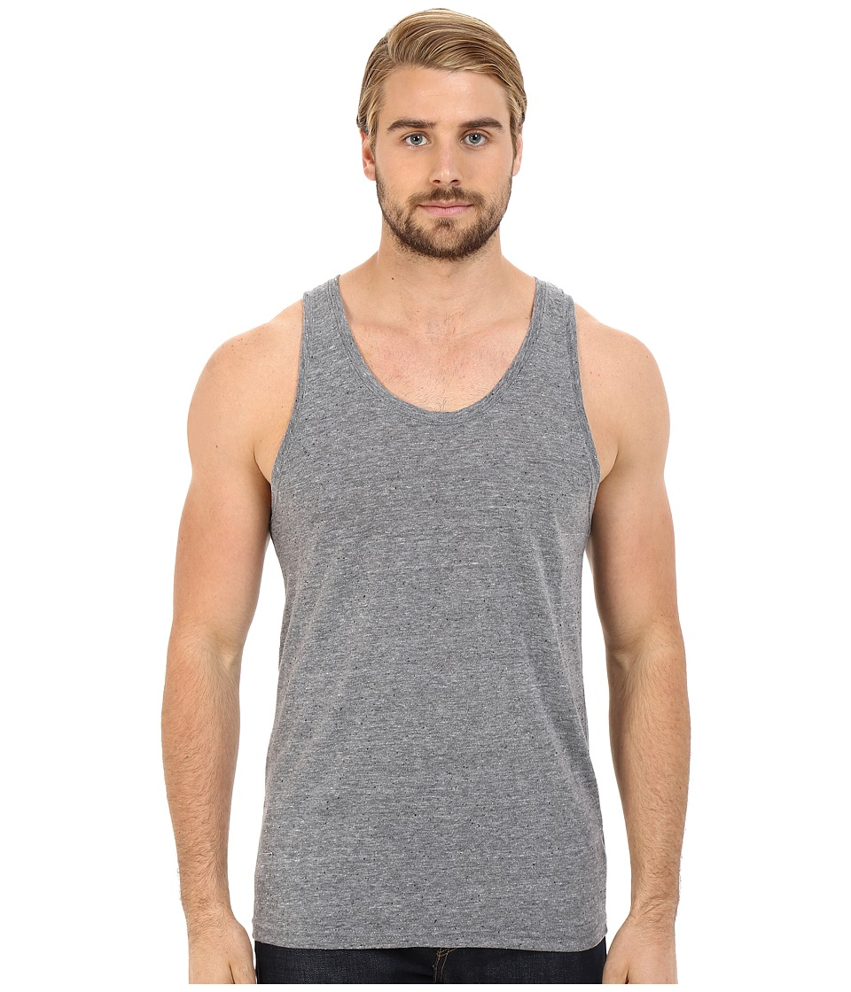 Alternative - Eco NEP Jersey Boathouse Tank Top (Eco Black) Men's Sleeveless