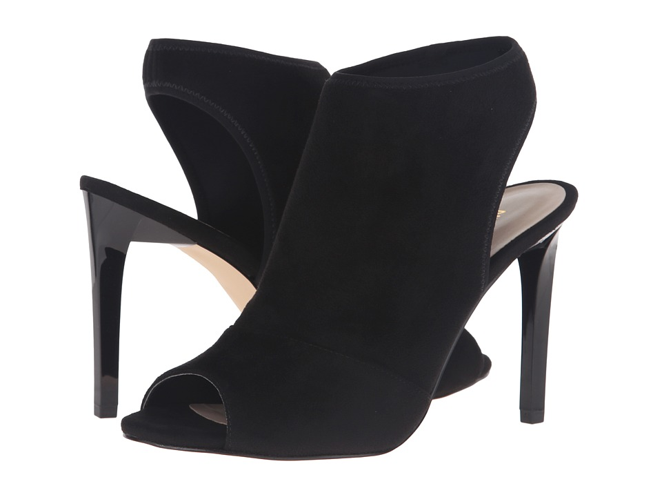 Nine West - Levona (Black Fabric) Women's Shoes