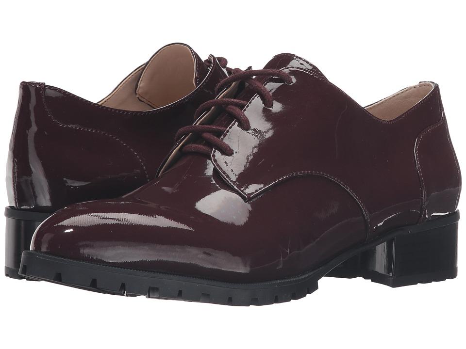 Nine West - Lilianne (Wine Synthetic) Women's Shoes