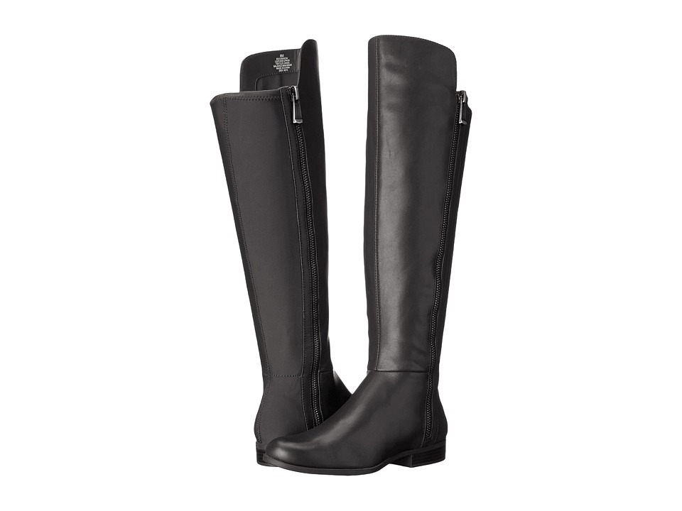 Bandolino Camme (Black Leather) Women