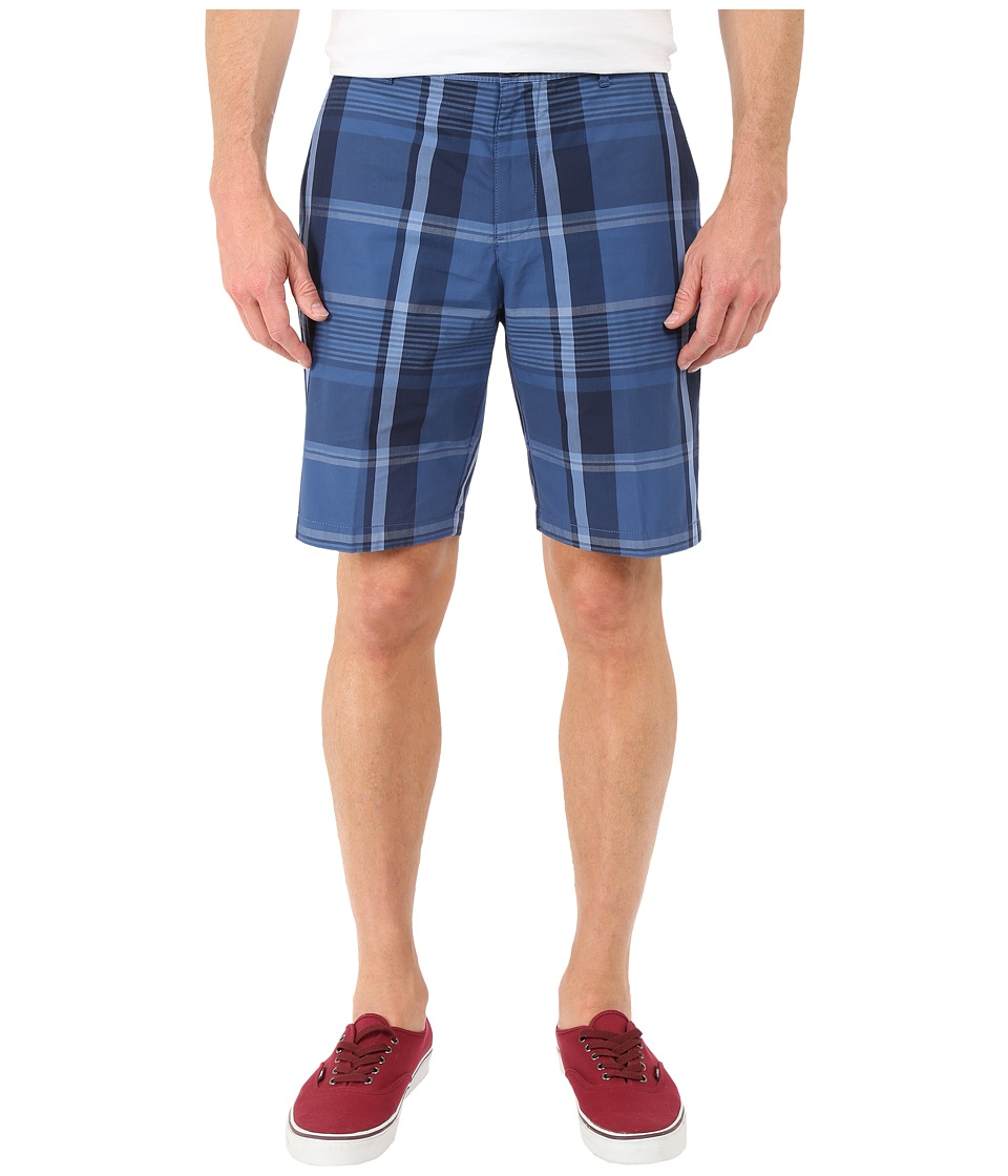 Calvin Klein - Summer Tartan Short (Limoges) Men's Clothing