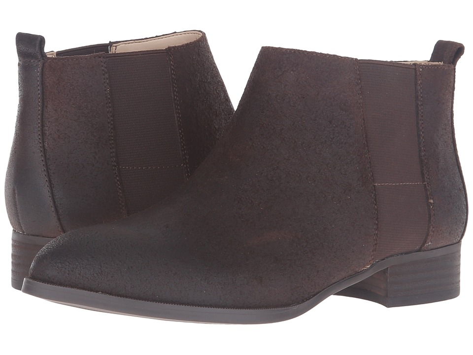 Nine West - Nolynn (Dark Brown/Dark Brown Leather) Women's Shoes